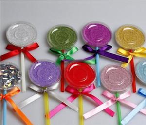 2020 Shimmer Lollipop Lashes Package Box 3d Mink Eyelashes Boxes Fake False Eyelashes Packaging Case Empty Eyelash Bo jllodJ mx_home