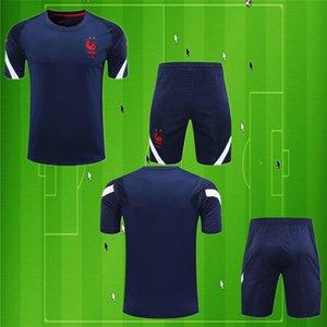 traje de entrenamiento de fútbol de ropa deportiva de fútbol 2021 superior a los últimos 2.021 personalizados exclusiva de los hombres franceses