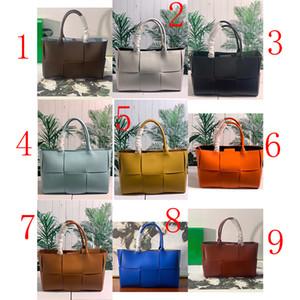 2020 Fashion Versatile Elegante Small Square Bag Quadrato Luxury Novizzo Tessitura Borsa a spalla singola