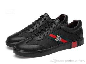 Newest Fashion trendsetter designer Men tiger flats lace-up Shoes Luxury Flat Walking Shoe Dress Party Wedding Shoes size 38-46