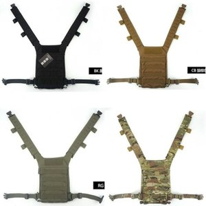 Outdoor Tactics SS D3 Series Chest Hanging Back Plate