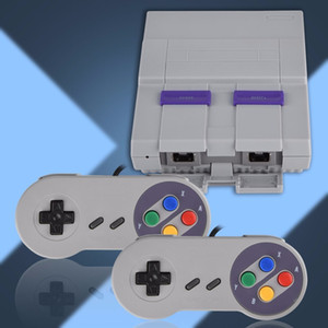 2019 super mini game console system 94 integrates 16 bit handle with SNES Nintendo game controller