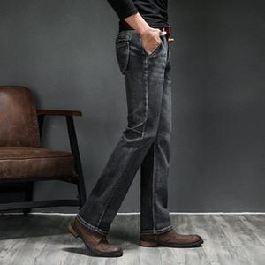 Bootcut Flare Mens Jeans Vintage Stretch Boot Cut Denim Jeans Men Classic Autumn Flared Pant Men Pantalon Homme