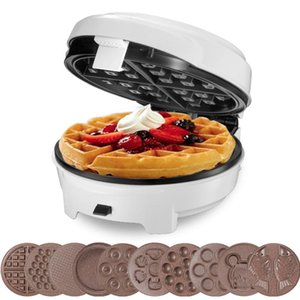 Casa 7 Kitchen Multifunction Egg Waffle Maker Donut Machine Heart Waffle Maker Cake Machine Non-Floating Type ZM-277 220V