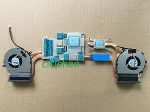 New Cooler Fan / Heatsink для MSI GE62 6QC 6QD 6QE 6QF 6QL GL62 Paad06015SL N317 N318 CPU GPU Radiator E322500039CA910F260018801