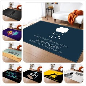 Fashion Baby Game Mat Kids Activity Play Gym Mats Cartoon Printing Children Infant Adventure Rug And Carpets Child Crawl Carpet