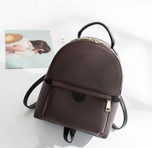 Высочайшее качество Мини-размеры Любители M41562 Monogram Reverse Rucksack M41560 Женский Knapsack Спорт Рюкзак Школьная сумка M41561