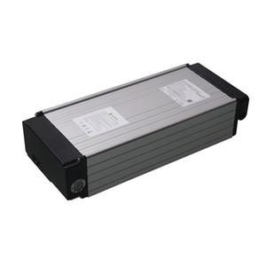 Long endurance high capacity Samsung cell 13s7p 18650 29E ebike battery 48v 20ah rear rack battery TIANBO 106 for 1000w motor kits