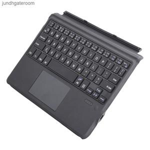 مايكروسوفت / سطح المغناطيسي لمسة الامتصاص مع الذهاب 2 اللوحي فائقة ضئيلة لوحة المفاتيح المحمولة بلوتوث اللاسلكية