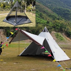 Палатки и укрытия за пределами оболочки включают полную внутреннюю палатку пирамиды укрытие пирамиды анти-дождь открытый кемпинг юрты многофункциональный