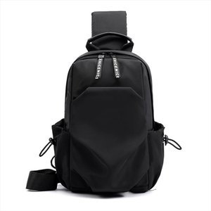 Male Shoulder Bags Headphone Crossbody Bags Men Anti Theft Chest Bag School winter Short Trip Messengers Bag 2019 New Arrival
