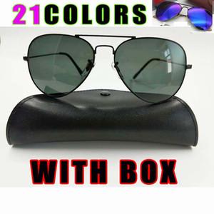 summer MAN SPORT GOGGLE Sun glasses+BOX DRIVING glasses Fashion women classic BEACH Sunglasses unisex glasses cycling glasses free ship