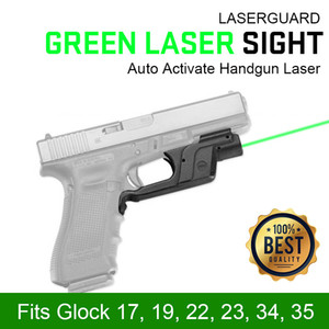 PPT Front Activation Green Laser Sight fits G17 G Laser Sight for Hunting Free Shipping CL20-0033
