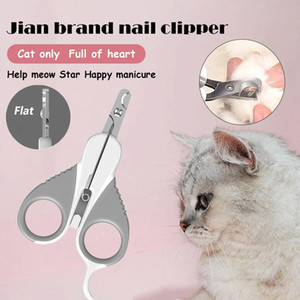 Pet Dog Cat Nail Toe Claw Clippers Scissors Shears Trimmer Cutter Grooming Tool Pet Dog Cat Nail File Kit Bird Parrot Shear yxlkBy