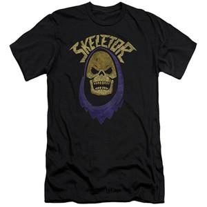 Masters of the Universe Animated Series TV com capuz Esqueleto Adulto T-shirt do esporte moletom com capuz Hoodie