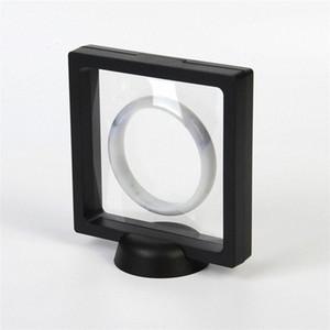 패션 3D 부동 프레임 그림자 상자 사진 프레임 보석 디스플레이적인 장식 예술 x0rG 번호