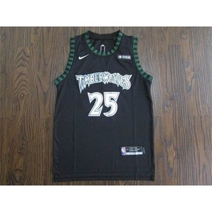 Electric Grey Wolf Team Grey Wolf 25th ROSE Rose Black Retro Jers Cheap stitched Basketball jerseys