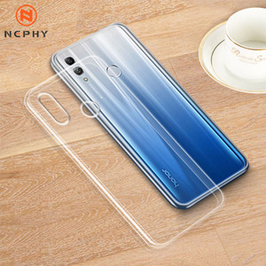 Silicone Soft Clear Case For Huawei P20 P30 P40 Lite Mate 20 30 Pro Honor 10i 20i 10 20S Mobile Phone Cover Back Etui Shockproof