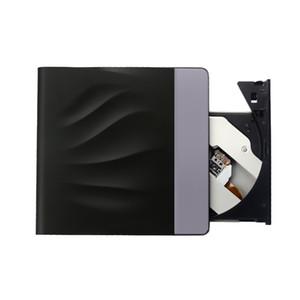 Deepfox Mobile Optical Drive External Optical Drive Burner DVD Burning External Disc Black