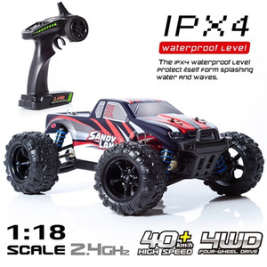RC Car Remote Control Car 2. High Speed Off Road Fast Racing Drifting Buggy Hobby Car 1:18 Electric Vehicle LJ201210