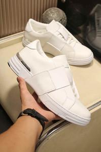 2020 big design Fashion Casual Shoes High Quality Flats shine Designer Comfortable Feel Leather Shoe Size 38-45 famous men shoes luxury 07