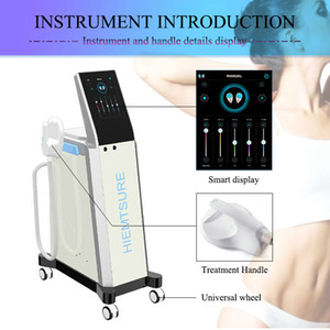 2021 Hiemt Electronic System Emslim Muscle Building Sucity Machine Electromagnetic Muscle Trainer Telasculpting Салон красоты Оборудование