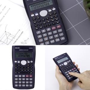 BZOJ DELI D82MS Scientific Electronic Multiial für StudentenrechnerClassine Untersuchung Deli D82Ms Scientific Function Calculator
