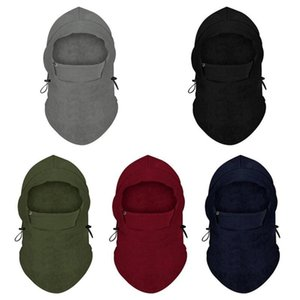 Winter Hats For Men Women Windproof Anti-sand Running Ski Cycling Cap Hat neck Protection Children Outdoor Face Scarf Headwear