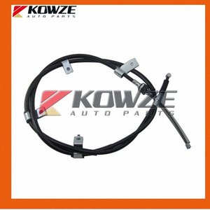 Rear Right Parking Brake Cable For Mitsubishi Triton L200 2.5D 4D56 3.2D 4M41 MN102417 Z4AH#
