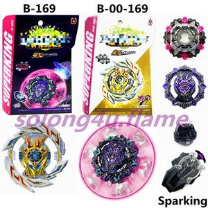 Solong4u B-169 B-00-169 Super King Variant Lucifer First Uranus Spinning Top Toys for Children