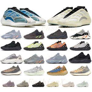 [Auf Lager] Kanye West Wave Runner Adidas Yeezy Boost 700 V3 Aurora shoes V1 V2 V3 MNVN Männer Womens Schuhe SaFlower Azareth Azael Inertia Sports Turnschuhe