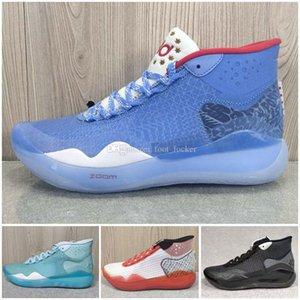 2020 Nouveau KD 12 XII don c all-star à vendre Kevin Durant 12 Chaussures Enfants Hommes de basket-ball stocker la livraison gratuite
