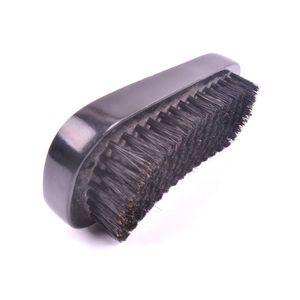 المستطيل الأسود الخشب اللحية فرشاة الخنزير النقي فرشاة شعيرات للرجال الاستمالة شعيرات الشارب نوعية جيدة تخصيص شعار DBC 51 P2