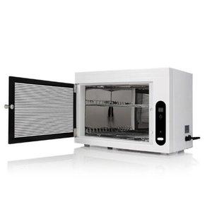 10l AC110 -285v ultravioleta del clavo de ozono doble desinfección Oficina Personal desinfectante del hogar Belleza desinfección Esterilizador UV Mini esterilizador