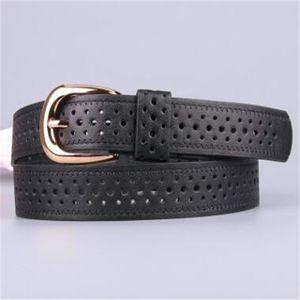 2020 Men's Carve Pattern Genuine Leather Belt Pin Buckle Waistband Pure Cowhide Jeans Vintage Punk Luxury Fashion High-grade Belt