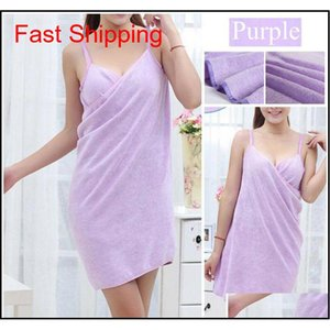 Home Textile Towelwomen Robes Bath Wearable Towel Dress Girls Women Womens Lady Fast Drying Beach Spa Magica jllemb carshop2006