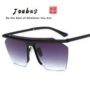 JOUBAS LENS SUN UV400 2020 42 Integrated Top Sunglasses Flat Rimless Mulher Colorida / Homem Unisex Sprort Óculos Óculos Óculos GOGGLES GPJHH