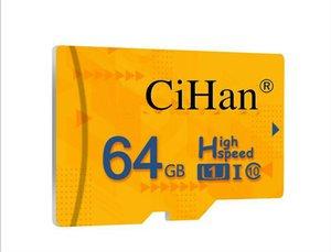 CiHan High Speed micro SD card memory card microsd mini sd card 64GB Flash