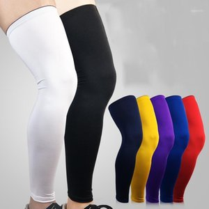 Локоть коленные колодки спортивные баскетбольные футбольные бортовые сжатия ноги рукав сжатие теленка велосипедные лыжные лыжные открытый yeepad носок протектор shin