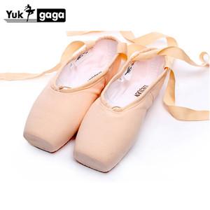 Girls Kids Ballet Point Dance Shoes Yoga Slippers Gym Teacher Yoga Ballet Dance Shoes For Girls Women Ballet Shoes Satin Kids 201017