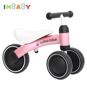 Baby Walker Children Balance Bike Scooter Baby Walkers Scooter No Foot Pedal Balance Triciclo Tricycle For Infant Andador