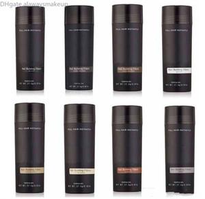 Fibra de cabello Keratin Polvo Spray Thinking Corrector de cabello 10 Colores DHL Envío