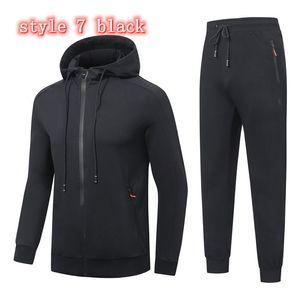 Italia Brand Designer Tracksuits Suit Giorgio Autunno Sport invernali Abiti da uomo Casual Abiti Casual Trend Youth Trend Coreano SportSwea