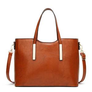 Casual Totes Grande Capacidade PU Couro Moda Mulheres de Favocent Bag Bolsas de alta qualidade bolsas femininas Tronco sacolas
