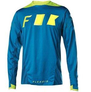 Jersey à vélo de remise à la vitesse chaude pour hommes et femmes Chemise à manches longues, T-shirt en jersey de moto Polyester Séchage rapide