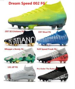2020 أحذية بيع الرجال لكرة القدم زئبقي ال superfly 7 النخبة CR7 FG كرة القدم المرابط نيمار JR كرة القدم أحذية بوتاس دي فوتبول