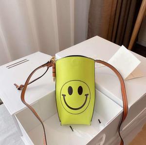 Designer Handbags Purses Mini Phone Bag Women Crossbody Bag New Style Girl Smile Shoulder Bags Lipstick Bags