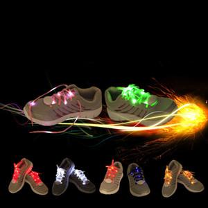 الصمام رباط الحذاء ضوء مصباح الألياف أحذية الليل الرقص شوسيلاس مضيئة الدانتيل نوعية جيدة