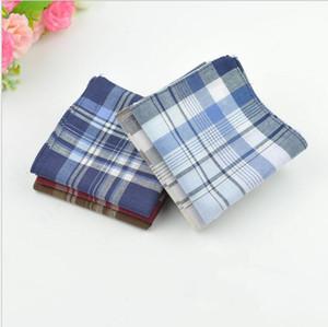 Fazzoletti Cotton Square Quadrato Classico Asciugamano Classico Asciugamano Dentleman Donne Pocket Squares Rgarten Fazzoletto per bambini DDB3935 di alta qualità