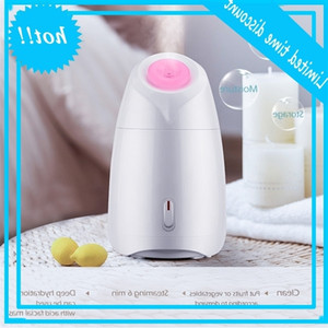 Nano Face Dust Boat Vernevelaar Spray Air humidifier Anti-Aging Rimple Women Skin care Disinfect Facial Steamer